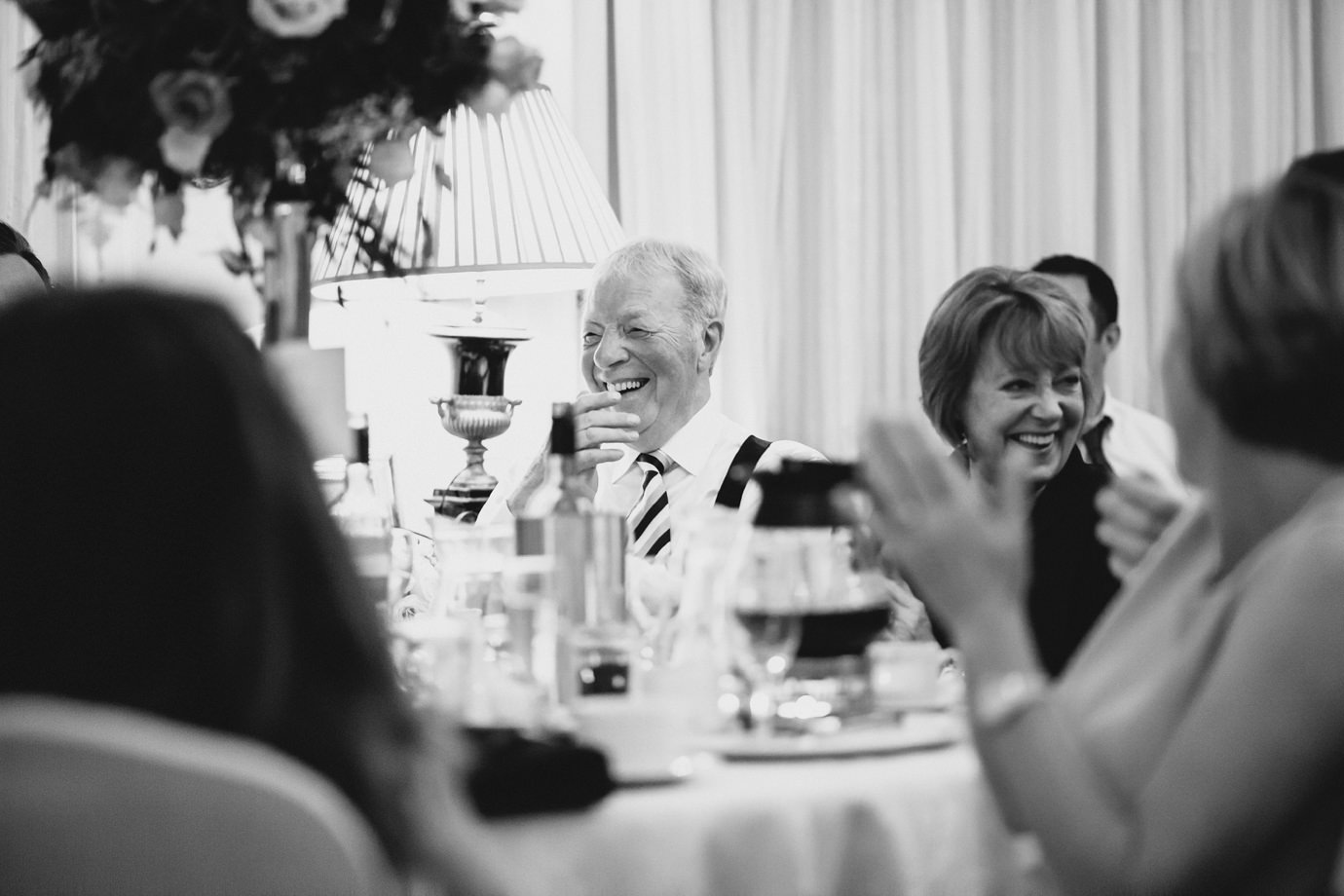 The stories during the speeches wedding photography documentary