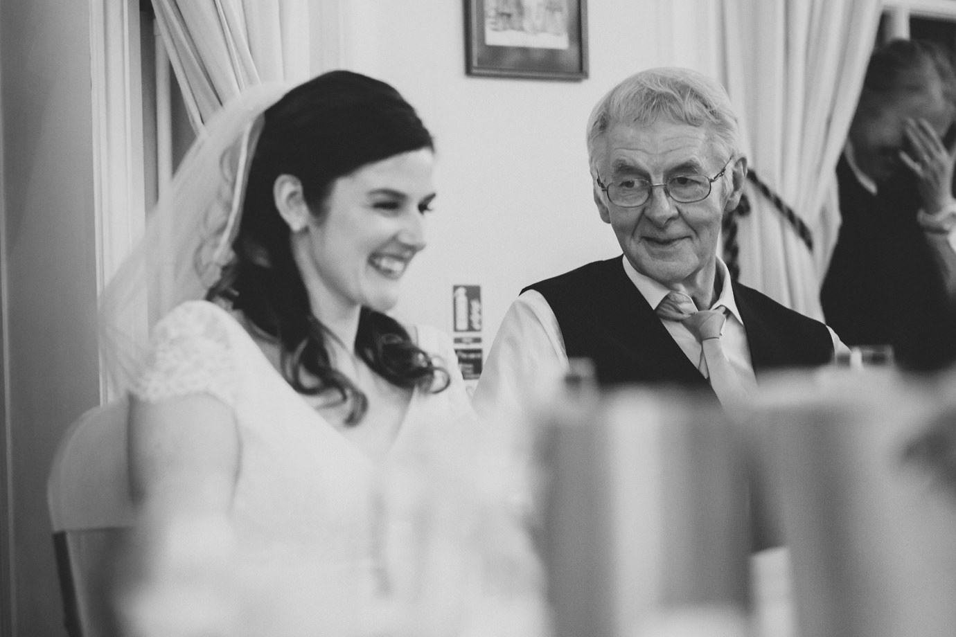 The unnoticed moments documentary wedding photography