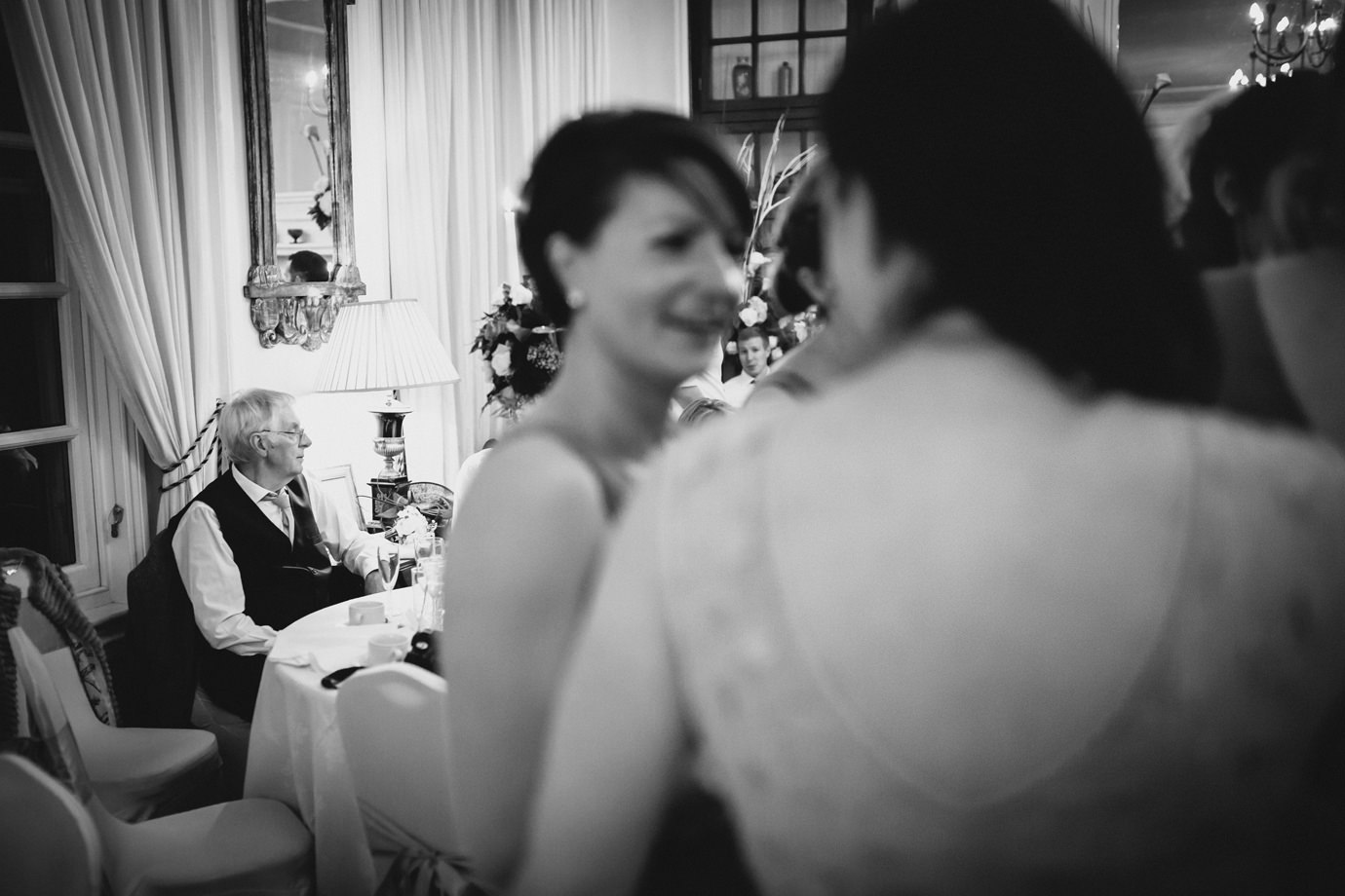 Reflective moment documentary wedding photography Lincolnshire
