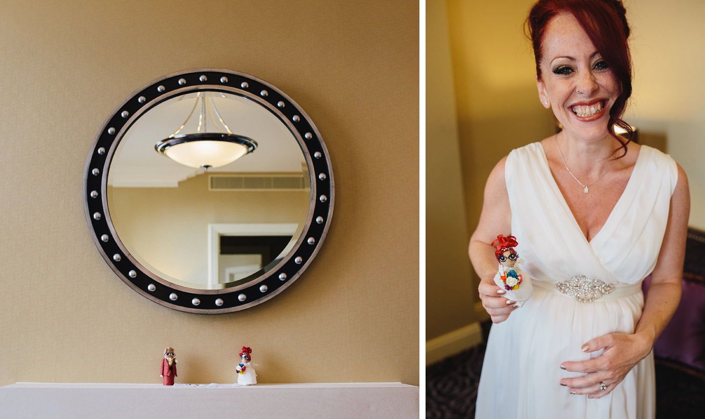 Wedding details during bridal prep, Savoy hotel wedding photography