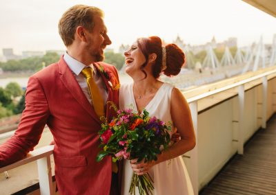 Róisín and Stephen – Royal Festival Hall wedding