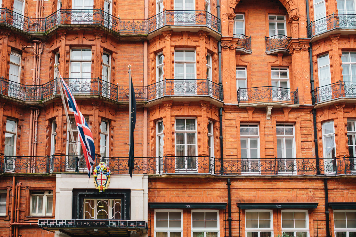 Claridges London wedding venue