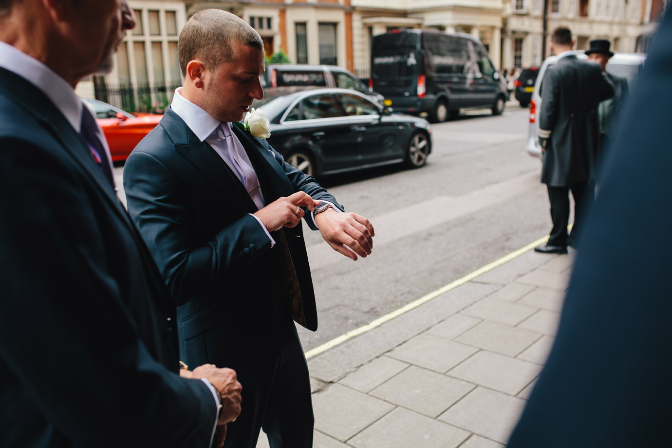 London documentary wedding photography