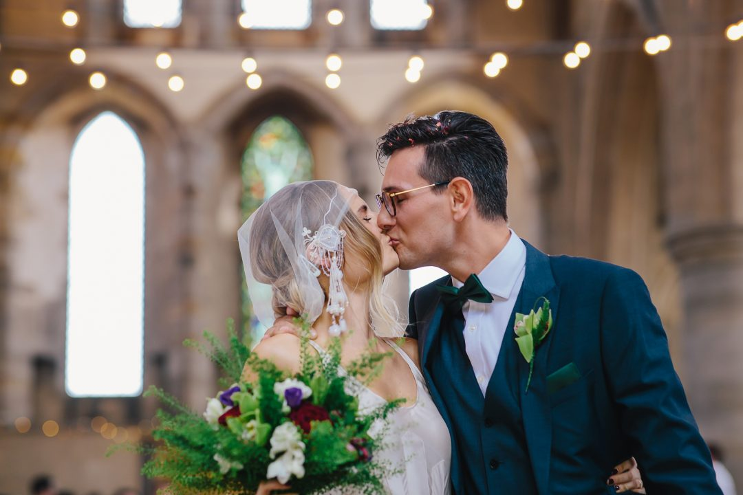 Left Bank wedding photography – HG and Will