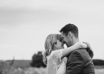 Chrissie and Simon – Cubley Hall wedding photography